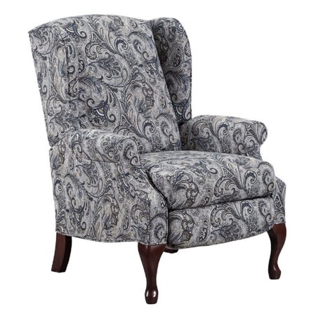 Lane Hampton Push Back Hide A Chase High Leg Recliner High Back Recliner