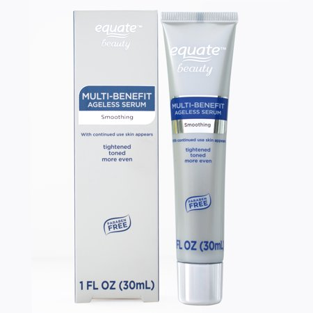 Equate Multi-Benefit Age Fighting Serum, 1 Oz - Glass Serum Tube