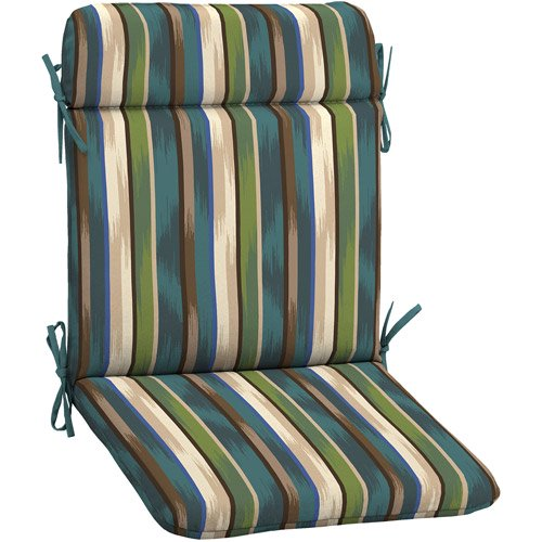Mainstays Outdoor Patio Wrought Iron, Outdoor Wrought Iron Chair Pads