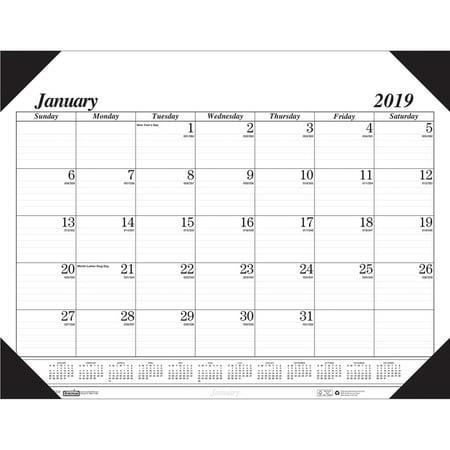Economy Desk Pad 12 Months Jan - - image 1 de 1