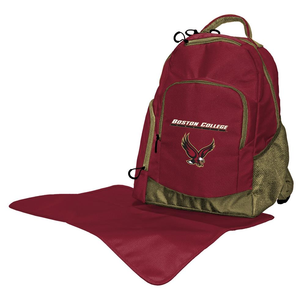 The Trainer Boston College BC Diaper Bag Back Pack