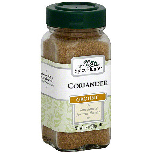 The Spice Hunter Ground Coriander, 1.4 oz (Pack of 6)