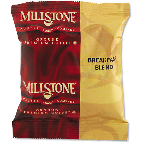 Millstone Gourmet Coffee, Breakfast Blend, 1.75 oz Fraction Pack, 24 Carton by J.M. SMUCKER CO.