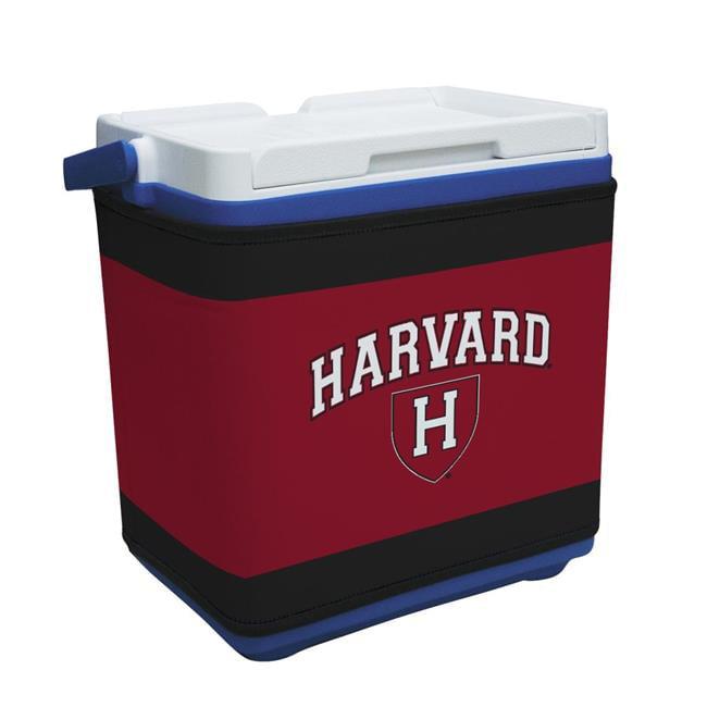 Victory Corps 810009HARV-001 18 qt Harvard Crimson NCAA Rappz Cooler Cover - No.001