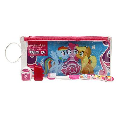 Brush Buddies My Little Pony Travel Kit, 0.1 Pound