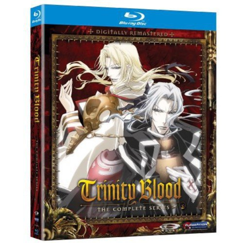 Trinity Blood: The Complete Series (Blu-ray)