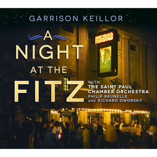 A Night at the Fitz: With the Saint Paul Chamer Orchestra