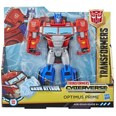 TRANSFORMERS CYBERVERSE ULTRANSFORMERS OPTIMUS PRIME - Optimus Prime Transformers 4