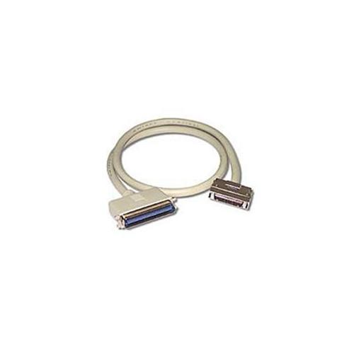 3.5ft Scsi-2 Md50m To Scsi-1 C50m Cable