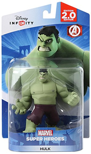 Disney Infinity: Marvel Super Heroes (2.0 Edition) Hulk Figure (Universal) by Disney