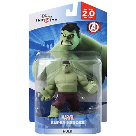 Disney Infinity: Marvel Super Heroes (2.0 Edition) Hulk Figure (Universal) - Marvel Hulk Hands