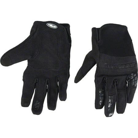 Answer Enduro Full Finger Glove: Stealth Black (Specialized Enduro Gloves)