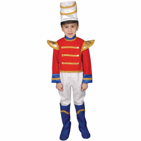 Toy Soldier Child Halloween Costume - Kids Soldier Costumes