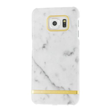 buy popular cfa02 19085 Samsung Galaxy S6 Richmond & Finch White (Carrara) Marble Glossy Case