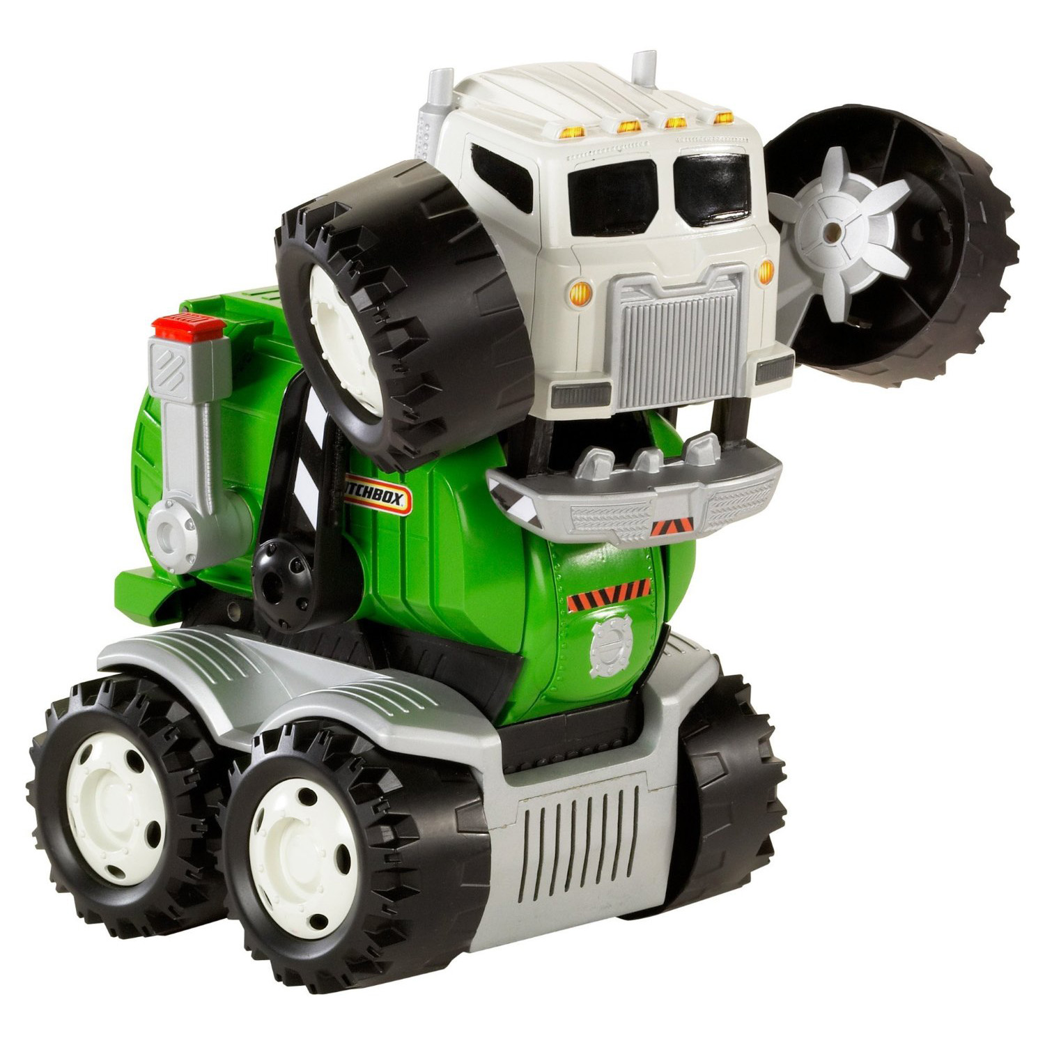 Matchbox Stinky Interactive Toy Garbage Truck Vehicle