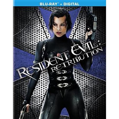 Resident Evil: Retribution (Blu-ray) (Resident Evil Halloween Horror Nights)