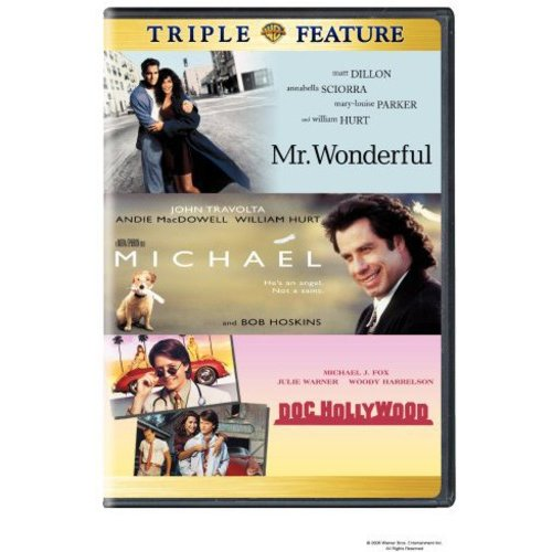 Triple Feature: Mr. Wonderful / Michael / Doc Hollywood