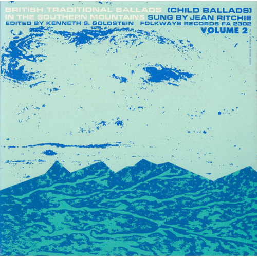 British Traditional Ballads Southern Mountains 2