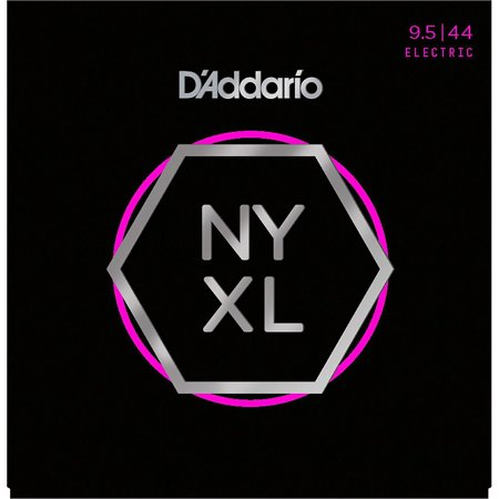 D'Addario NYXL09544 Super Light Plus Electric Guitar Strings ()