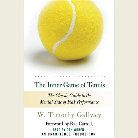 The Inner Game of Tennis - Audiobook