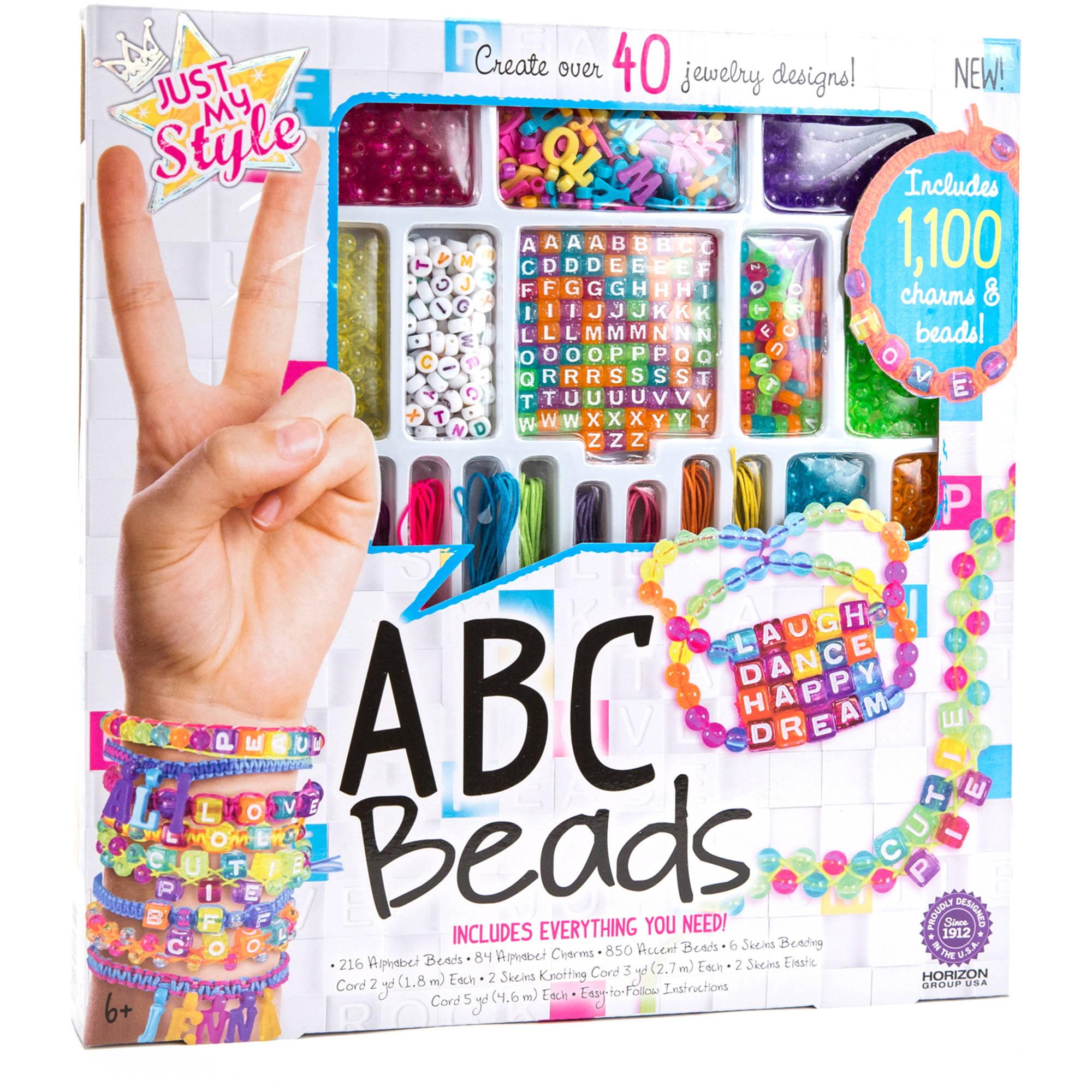 My Style Beads Jewelry Kit Style Guru Fashion Glitz