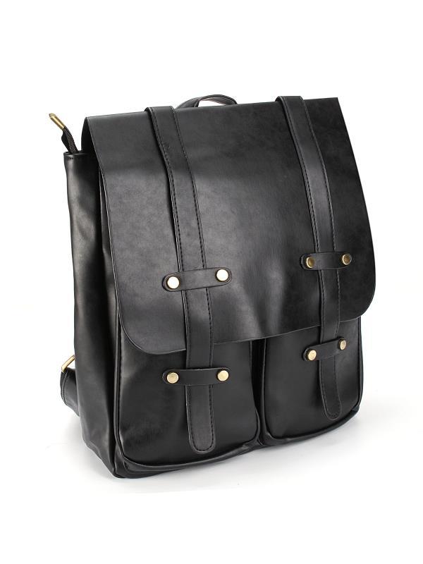 Meigar Women Large Leather Backpack Shoulder Bag