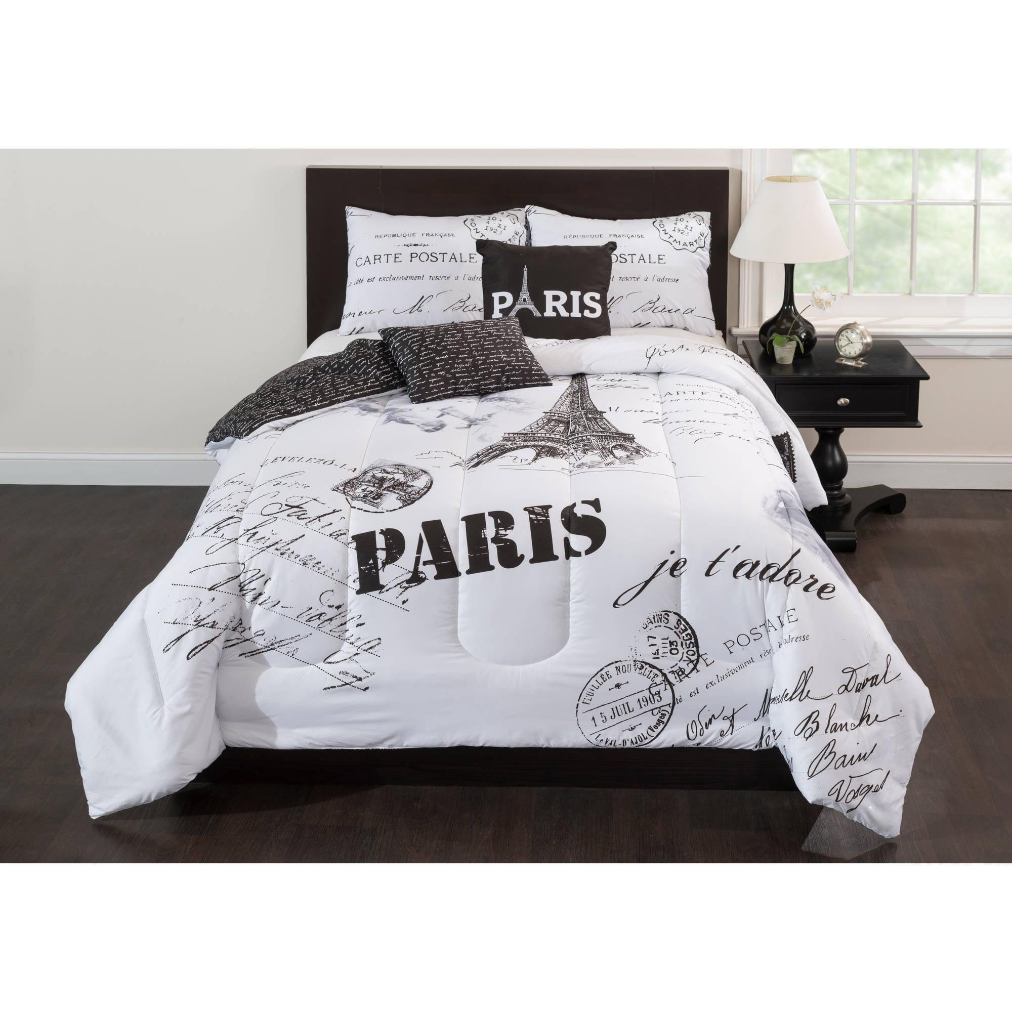 Casa J'Adore 5-Piece Bedding Comforter Set