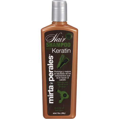 Mirta de Perales Hair Shampoo with Keratin, 16 oz