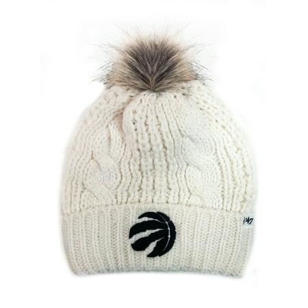new style ffd8a 9ad34 Ladies' Toronto Raptors NBA Meeko Cuff Knit Toque | Walmart ...