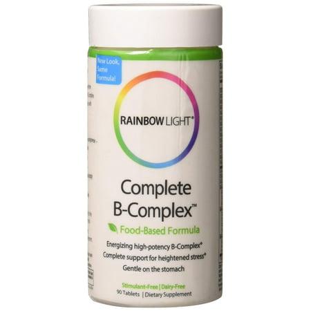 Rainbow Light Complete B-complex - 90 -