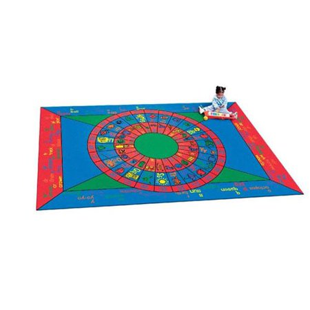 Joy Carpets Play On Words Kids Area Rug Walmart Com