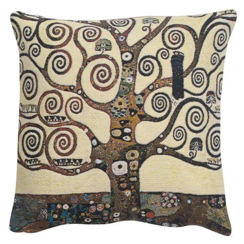 Bloomsbury Market Petti Tree Cotton Pillow Cover