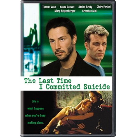 The Last Time I Committed Suicide (DVD)