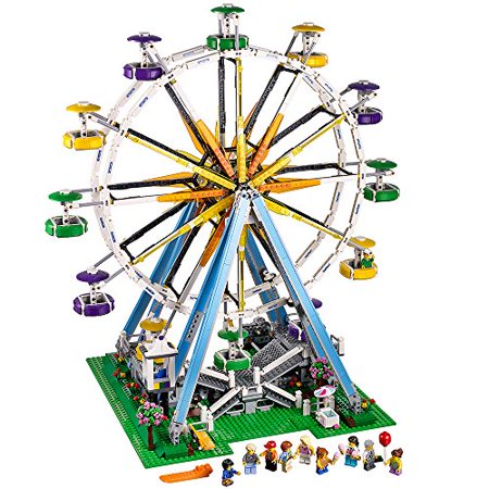 LEGO Creator Expert Ferris Wheel 10247 Construction Set ()