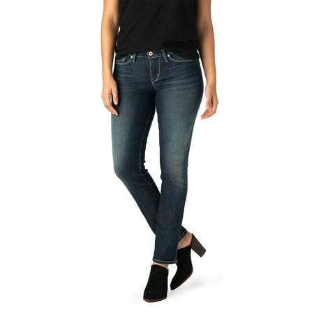 Signature by Levi Strauss & Co. Women's Modern Slim (Best Levis For Women)