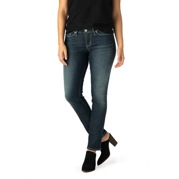 Signature by Levi Strauss & Co. Women's Modern Slim Jeans