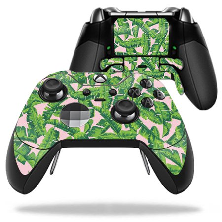 Skin For Microsoft Xbox One Elite Controller – Jungle Glam | MightySkins Protective, Durable, and Unique Vinyl Decal wrap cover | Easy To Apply, Remove, and Change Styles | Made in the USA