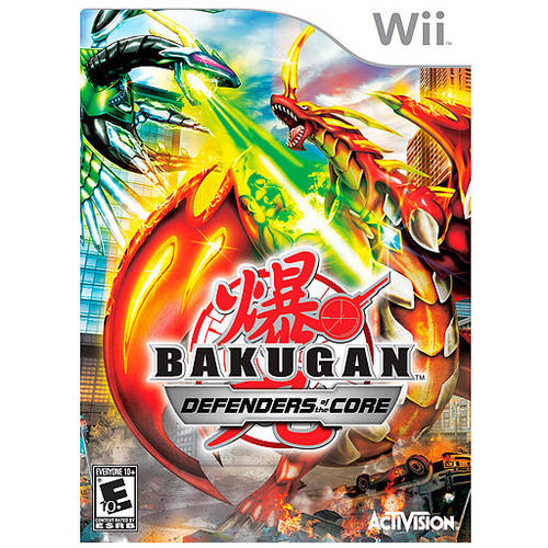 Bakugan Defender Of The Core (Wii) - Pre-Owned