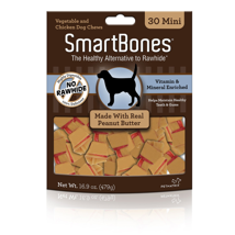 Dog Treats: SmartBones Peanut Butter