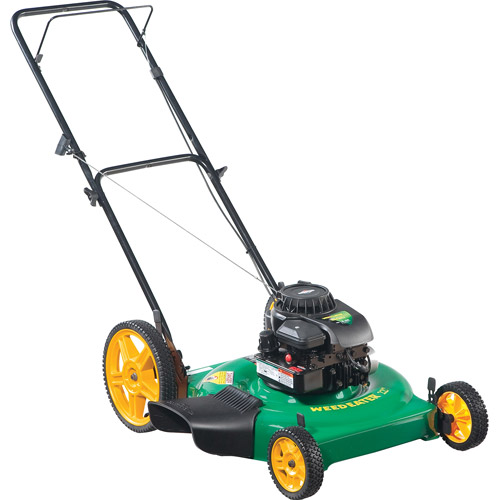 """Weed Eater 22"""" 2-in-1 Side Discharge High Wheel Lawn Mower"""