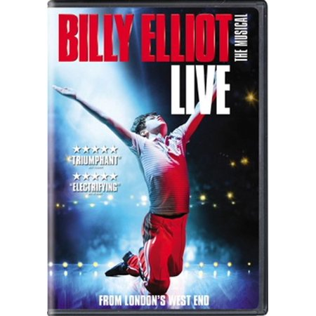 Billy Elliot: The Musical Live (DVD) - Halloween Musicals For Kids
