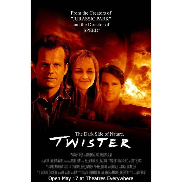 Twister 1996 27x40 Movie Poster Walmart Com Walmart Com