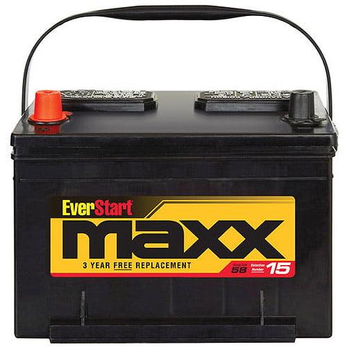 EverStart Maxx 58 Automotive Battery