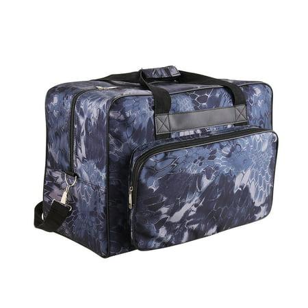 Sewing Machine Bag Waterproof Lightweight Carrying Totenavy Blue