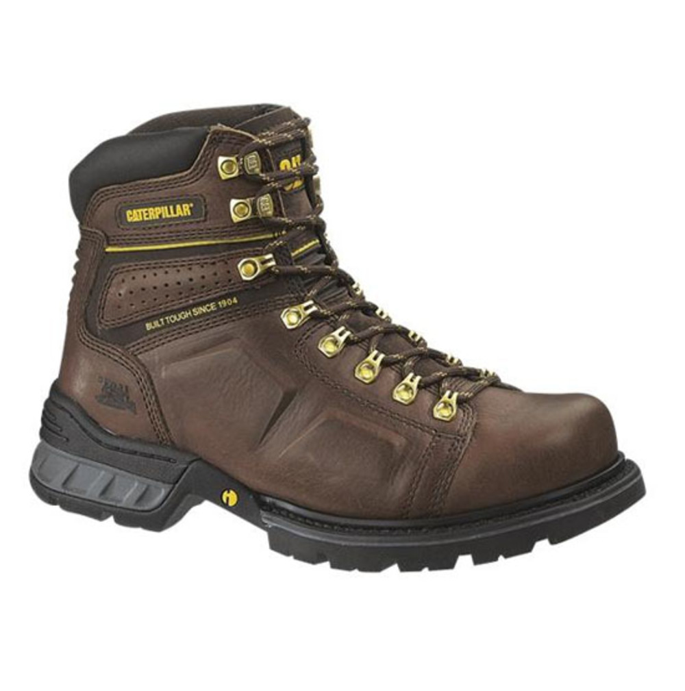 caterpillar endure steel toe boots walmart