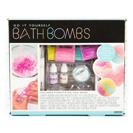 Do it yourself bath bombs kit by horizon group usa walmart do it yourself bath bombs kit by horizon group usa solutioingenieria