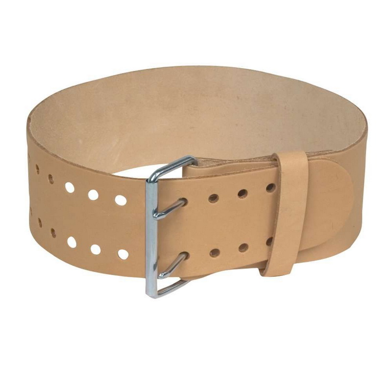 Power Systems 65202 Leather Power Belt - Small