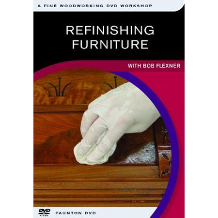 Refinishing Furniture (Best Way To Refinish Wood Furniture)