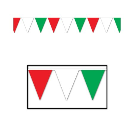Mexican Flag Mexico Cinco De Mayo Streamer String Party Banner - 5 De Mayo Decorations