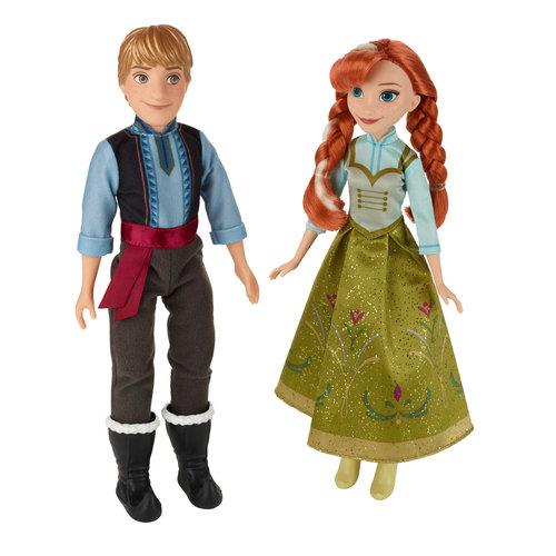 Disney Frozen Anna and Kristoff 2-Pack